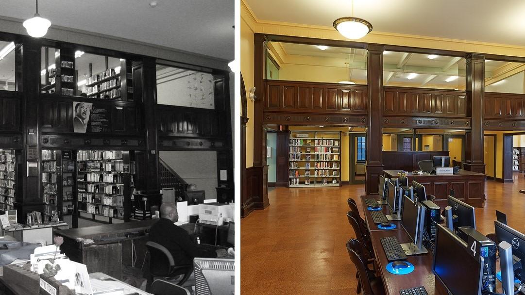 Northeast Neighborhood Library - historical