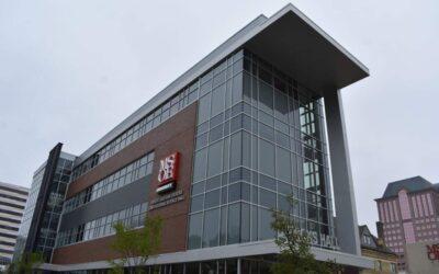 MSOE – Dwight and Dian Diercks Computational Science Hall – Milwaukee, WI